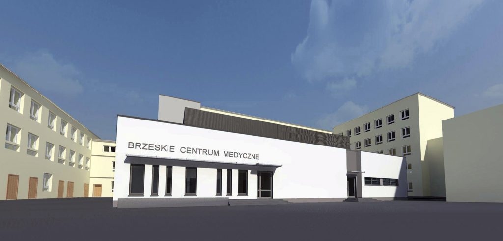 Nowy blok operacyjny brzeskiego szpitala