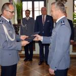 Zbigniew Dychus nowym Komendantem Powiatowym Policji w Brzegu