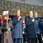 Orszak Trzech Króli i Powiatowe Kolędowanie