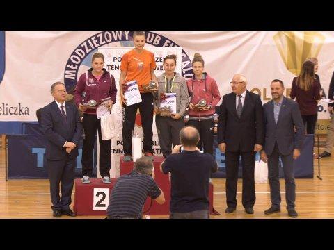 14907675_1154118284671882_636738544575495244_n-480x360 - Sukces Natalii Bajor Na I Grand Prix Polski Seniorów W Tenisie Stołowym