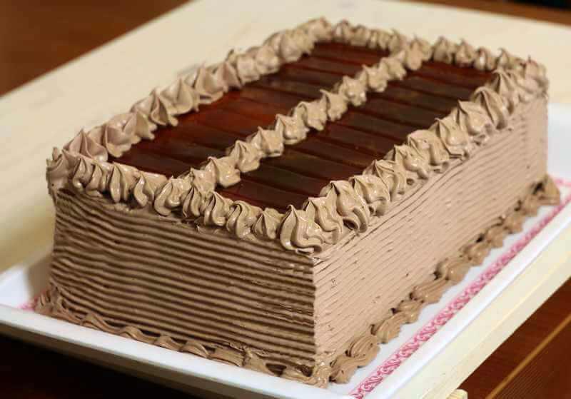 Baked Apple Cake Dessert