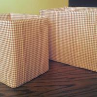 Jak obszyć pudełko materiałem?