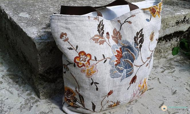 shopper bag diy