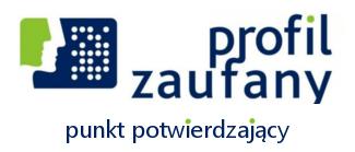 Profil zaufany - punkt potwierdzający, logo, link