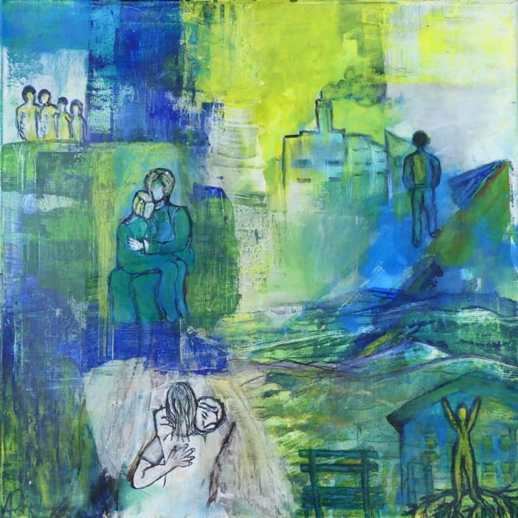 """""""Imagines"""" von Annemarie Franzen"""
