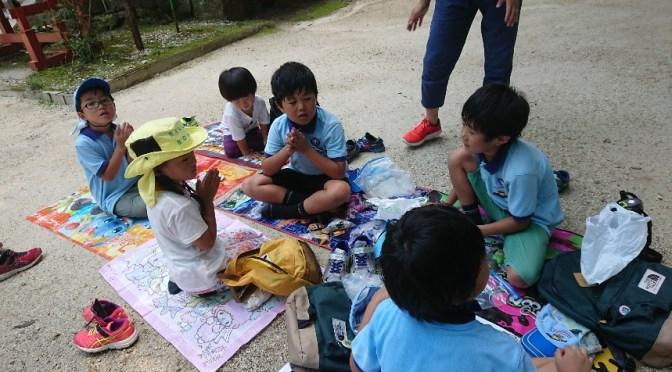 【キャンプ中止】豪雨の影響でキャンプは中止に、先週末は獅子窟寺ハイキング