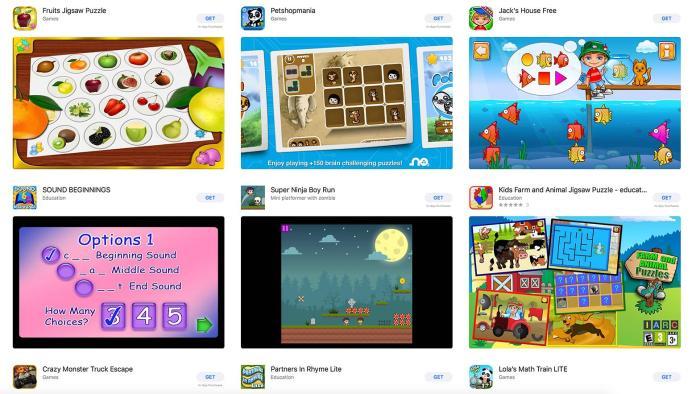 Best apps for children