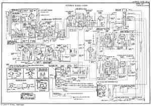 Documentation: Andrea 1F5 television receiver 1939