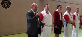 Eröffnungsrede zur Sambo Meisterschaft in Salzburg