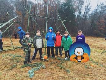 November Catapult CampingTroop 742 Towson MD