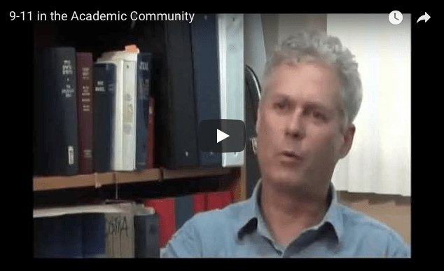 "Adnan Zuberi 2013 ""9/11 in the Academic Community"" - ACADEMIA'S TREATMENT OF CRITICAL PERSPECTIVES ON 9/11 – DOCUMENTARY"