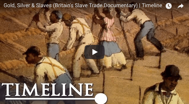 Britain's Slave Trade Documentary | Timeline