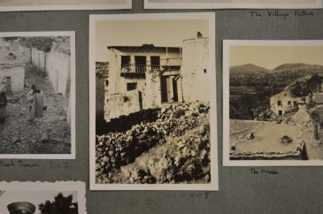 Excavation house, Tzermiado, 1938 (PEN 7/2/6/708). Copyright: British School at Athens