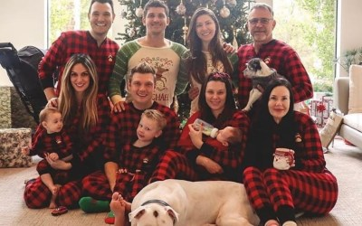 Photos: It was a very, merry Christmas in Backstreet Boys land