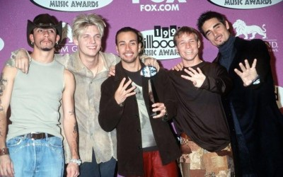 History: 1999 Billboard Music Awards and @BackstreetBoys domination