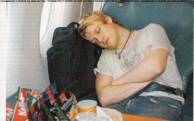 Throwback Thursday: @NickCarter at Mexico's Acafest in 2003