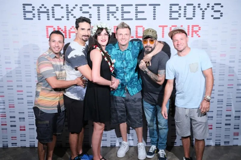Ask The Fangirl: How do you get the @BackstreetBoys to remember you?