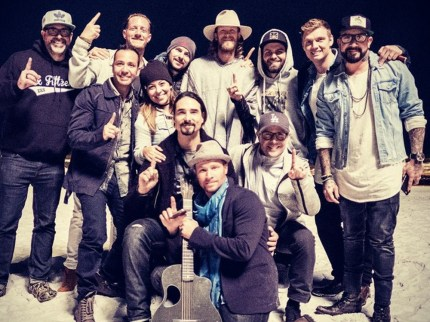"""Three Years Later: @BackstreetBoys and @FLGALine's """"God, Your Mama, and Me"""""""