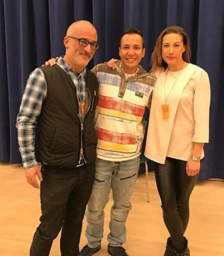 """News: Meet Tor and Lisa, the songwriter's behind @HowieD's new musical, """"Back in the Day"""""""