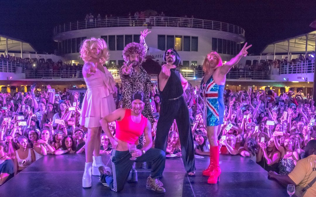 Ask The Fangirl: What are your favorite @BackstreetBoys cruise memories?