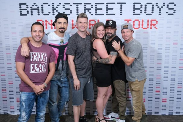 When you get Fangirl Q&A's from Non-@BackstreetBoys fans