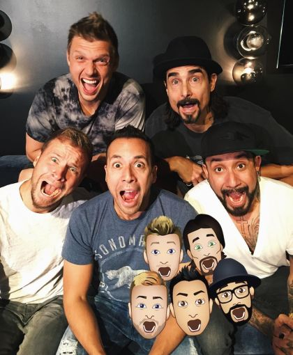 Our Favorite Instagram Posts from @BackstreetBoys in 2019!