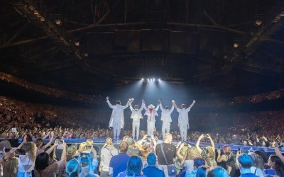 Ask the Fangirl: What was your favorite part of the @BackstreetBoys DNA Tour?