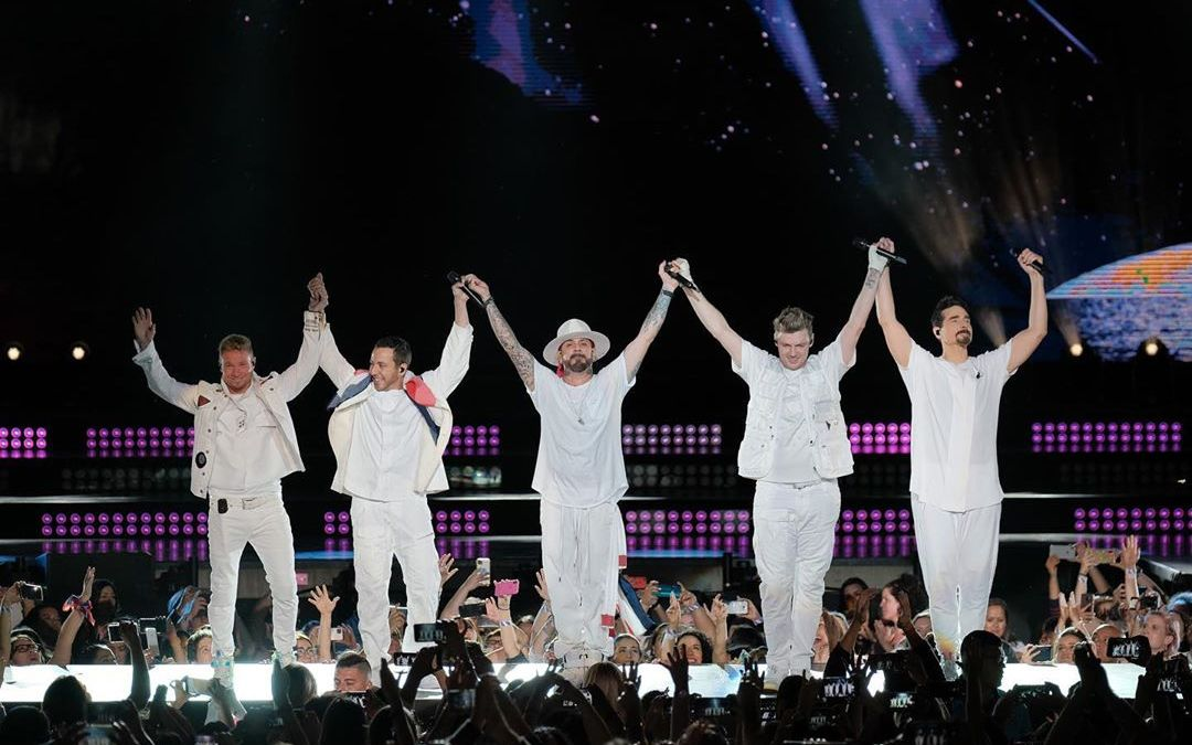 20 Years of Navigating the Online World of Backstreet Boys