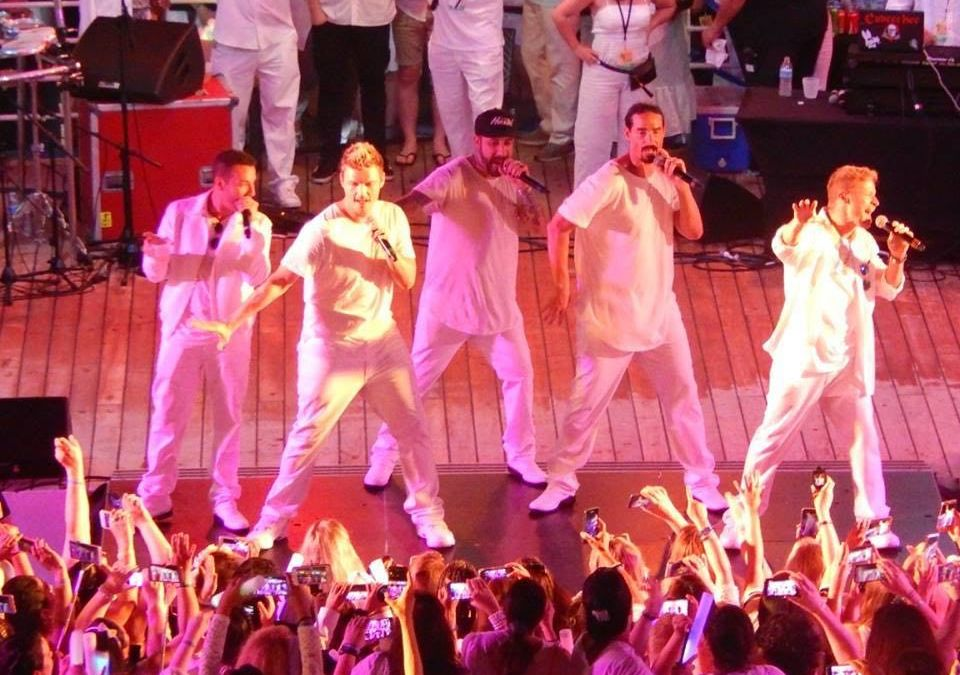 Thoughts: How I lived vicariously through other fans during the 2018 @BackstreetBoys Cruise