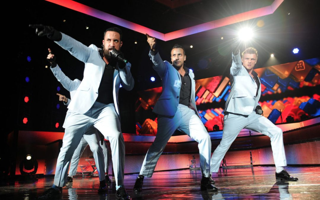 August: Important + Fun @BackstreetBoys Dates to Remember