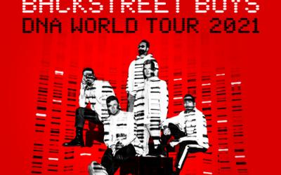News: @backstreetboys Reschedule North America DNA World Tour Dates