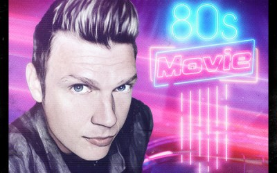 5 '80s movies @NickCarter should totally remake and star in