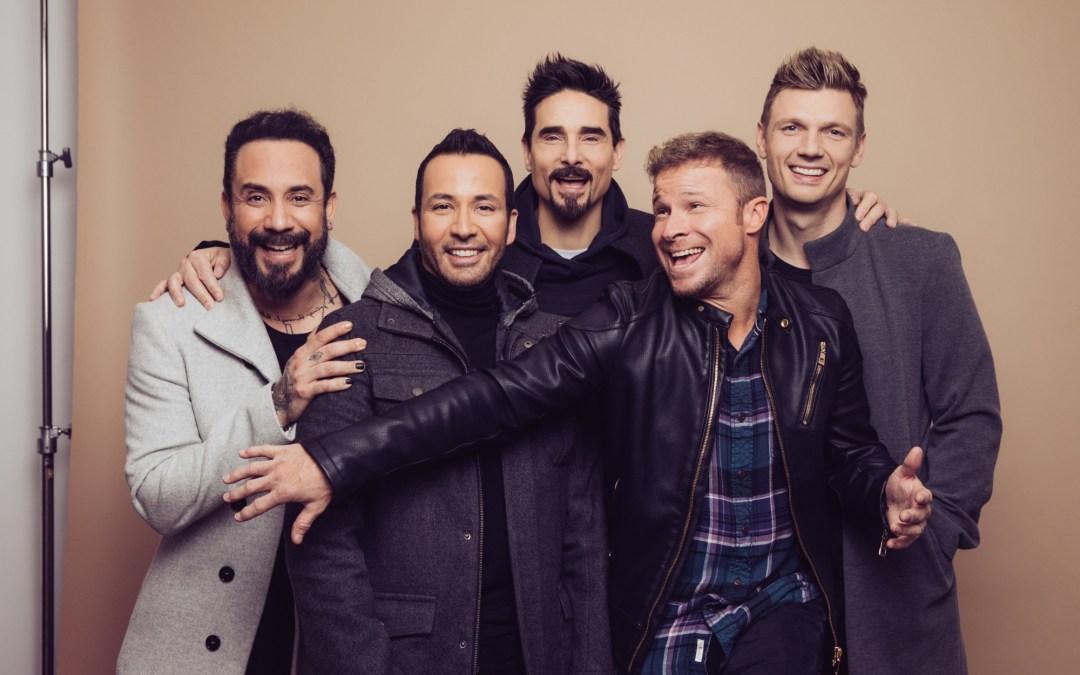 News: Backstreet Boys Rank 12th Most Famous Pop Music Artist among adults