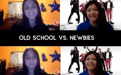 Old School @BackstreetBoys fans vs. newbies: Episode 1
