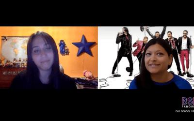 Video: Old School @BackstreetBoys Fan vs. Newbie: Episode 3: Fan Fiction & Relationships