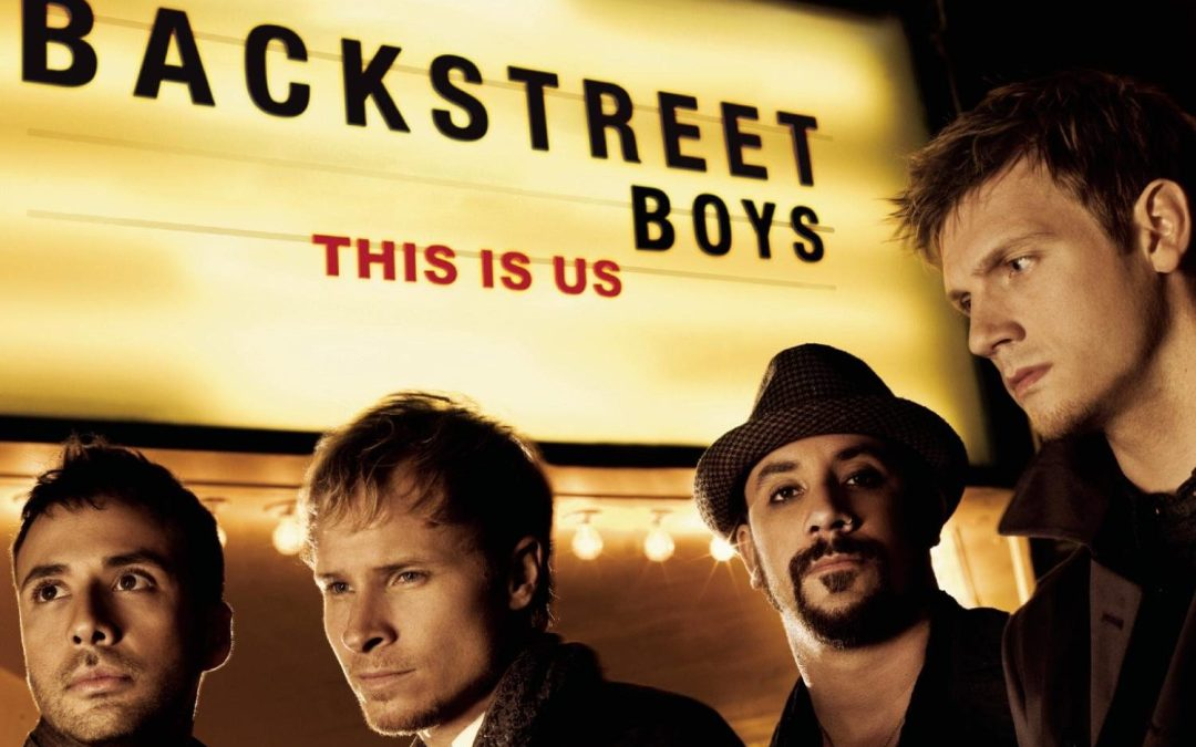 """12 Years of @BackstreetBoys' """"This Is Us"""""""