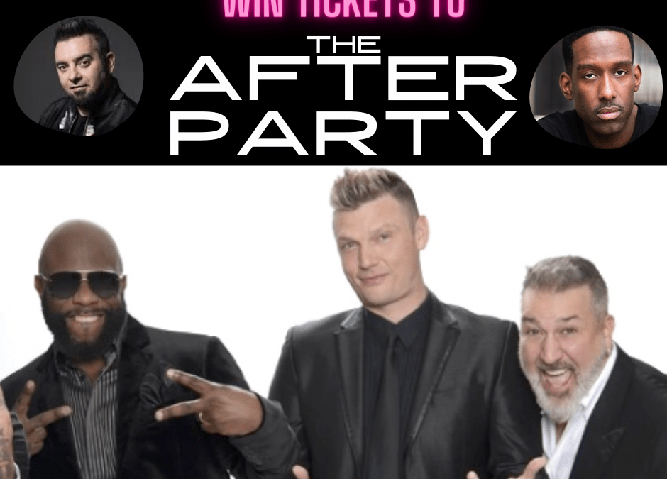 Win tickets to see the After Party in Phoenix