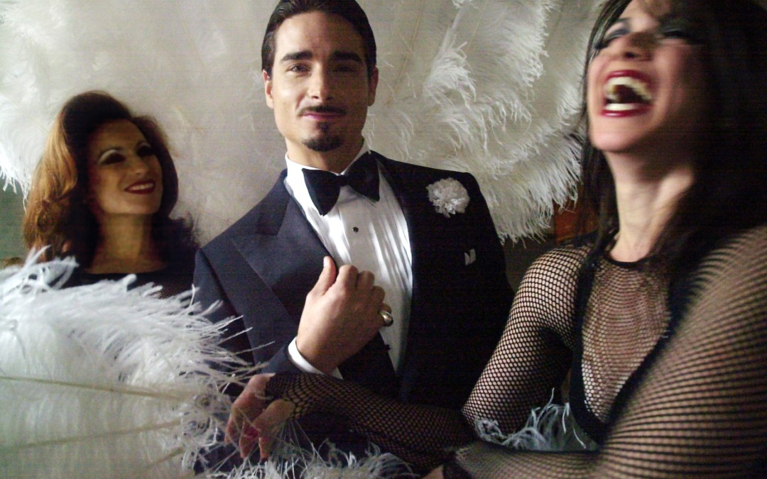 That time I saw @KevinRichardson in 'Chicago' The Musical