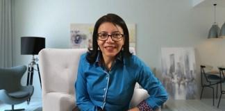 Escritora Isa Colli participa de live sobre resiliência na infância e adolescência