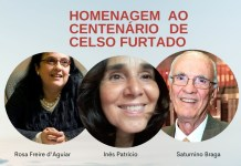 Estados Gerais da Cultura promove homenagem a Celso Furtado.