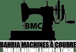 BAHRIA MACHINES À COUDRE