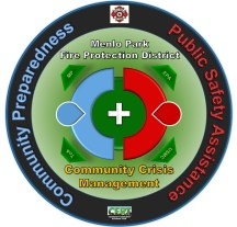Community Crisis Management Logo - Full w text