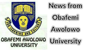 OAU departmental cutoff mark for 2019/2020 academic session