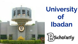UI is one of the most popular universities in Nigeria.