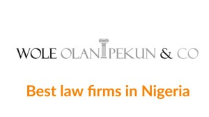 Law firms in Nigeria