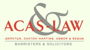 top law firms in Nigeria