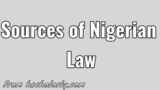 Criminal Procedure In Nigeria