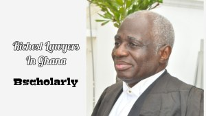 top Richest barriers in Ghana