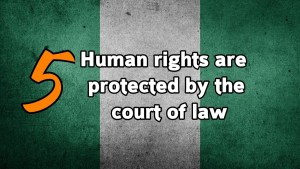 Definition of human rights, categories of human rights and their characteristics