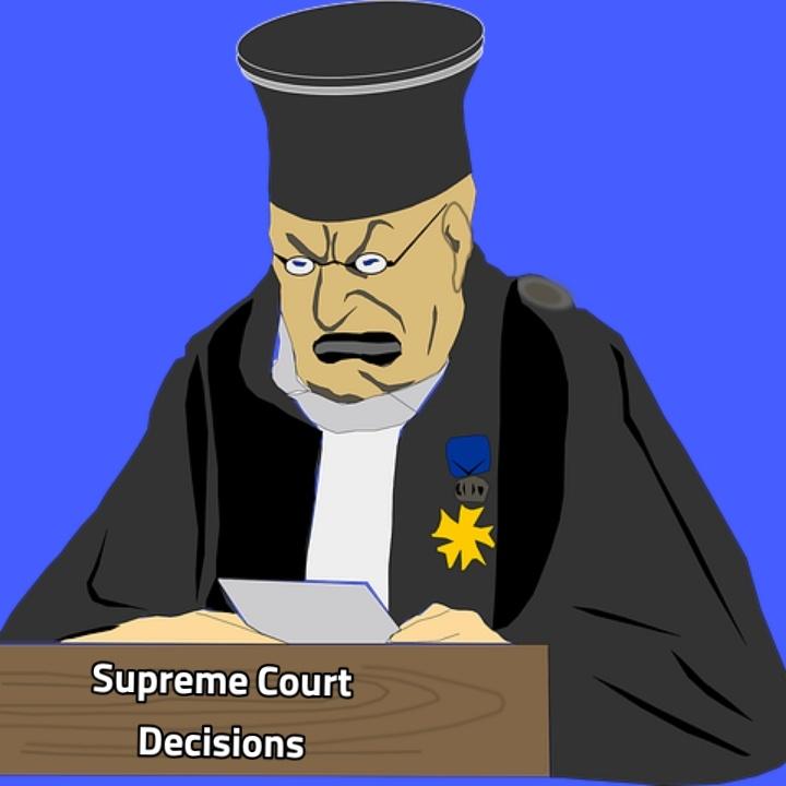 characteristics of the Judiciary